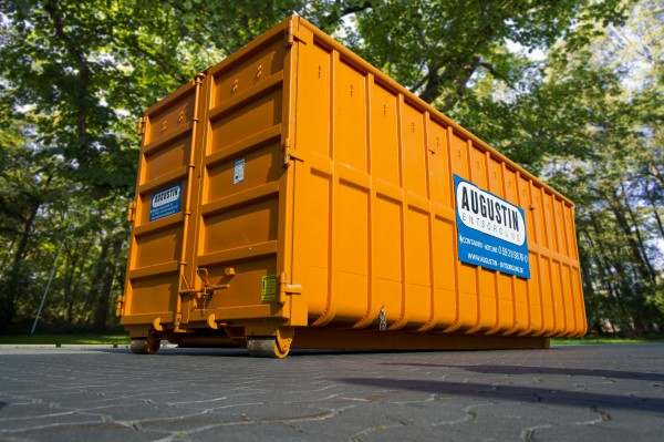 Abrollcontainer | 40m³