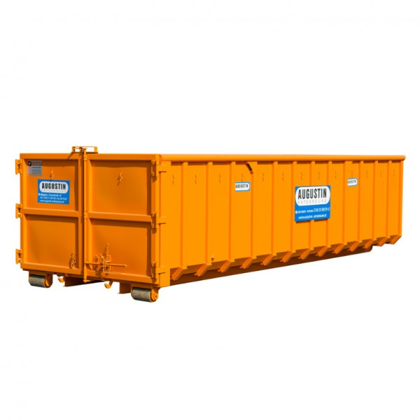 20m³ Abrollcontainer - Altholz A2/3 (behandelt)