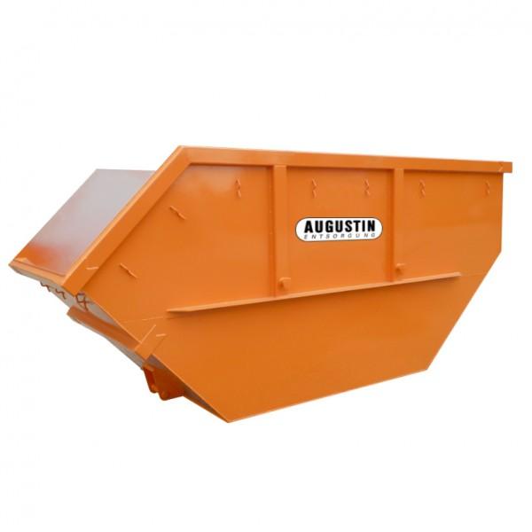 7 cbm Absetzcontainer für Grünabfall