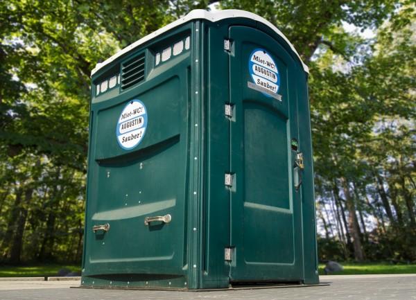 AUMI - Miet WC / Rollstuhl WC