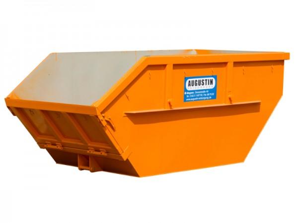 7m³ Absetzcontainer - Baumischabfall